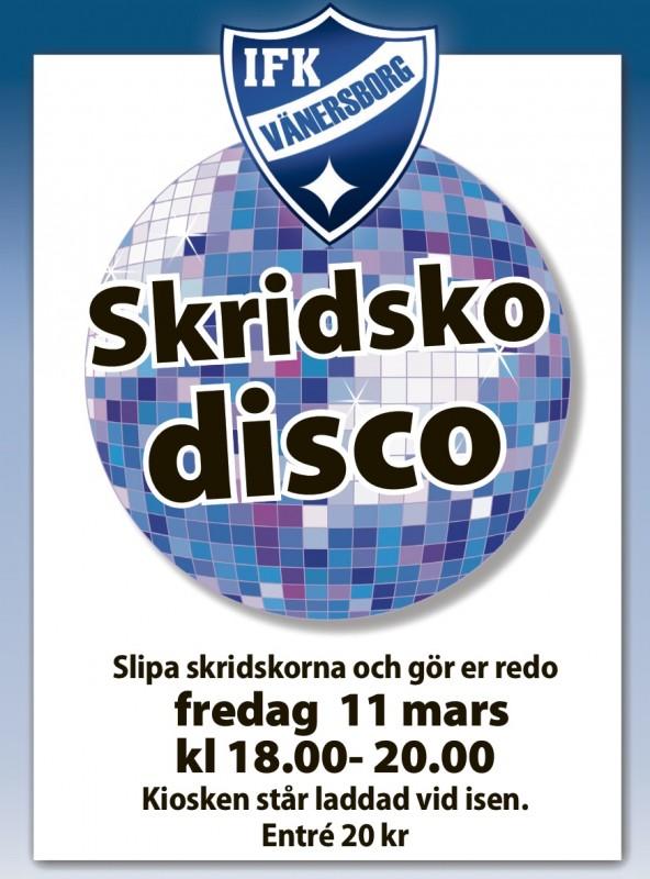 IFK Skridskodisco 11 mars