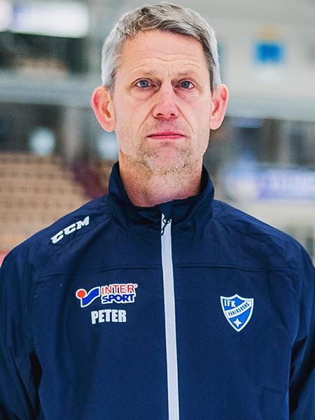 Peter Andersson, assisterande tränare