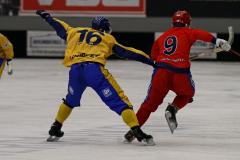 120908 U23 Sverige - Ryssland