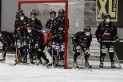 111021 IFK Vänersborg- Tillberga Bandy, Träningsmatch