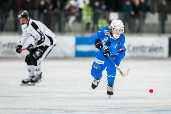 Robin Öhrlund inblandad i 4 av målen
