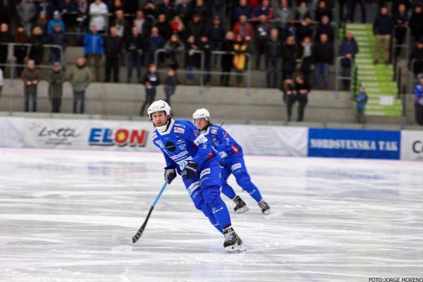 Jocke Hedqvist 7 målsskytt ikväll när IFK vann med hela 3-12 i