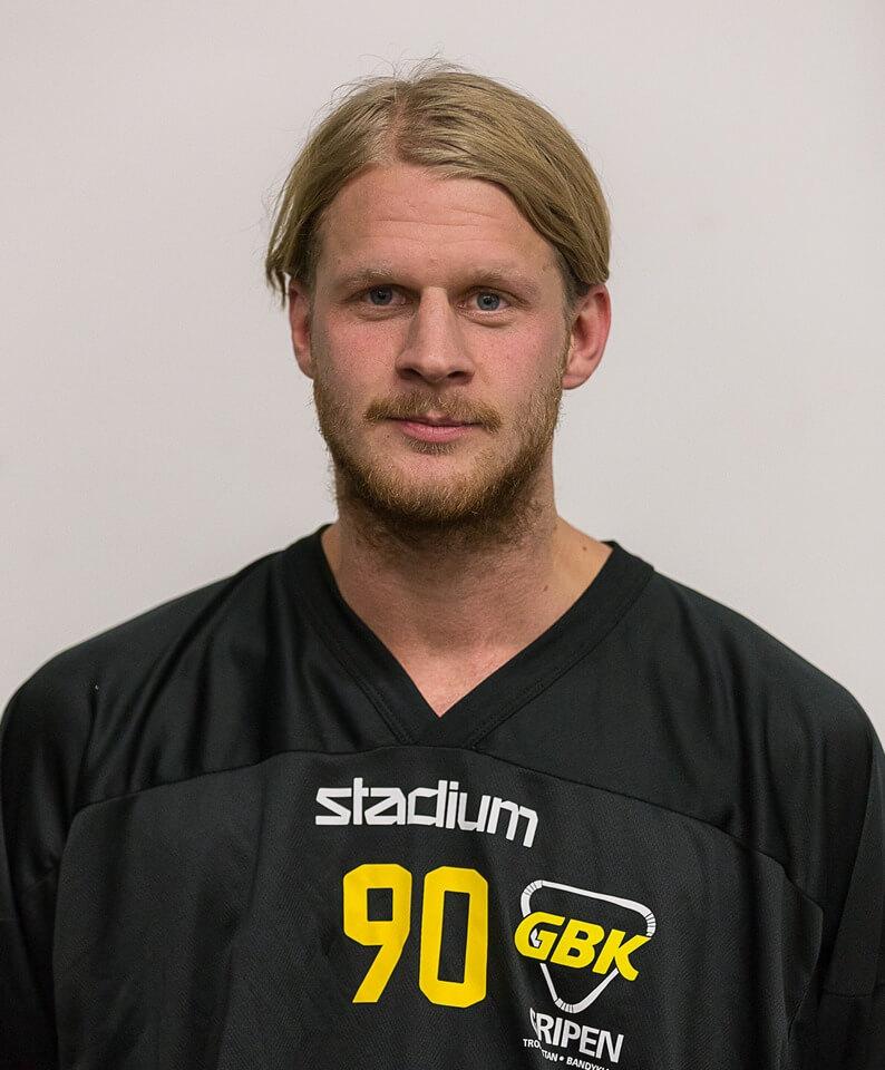 Viktor Nordmark assisterande tränare i Tjeckien