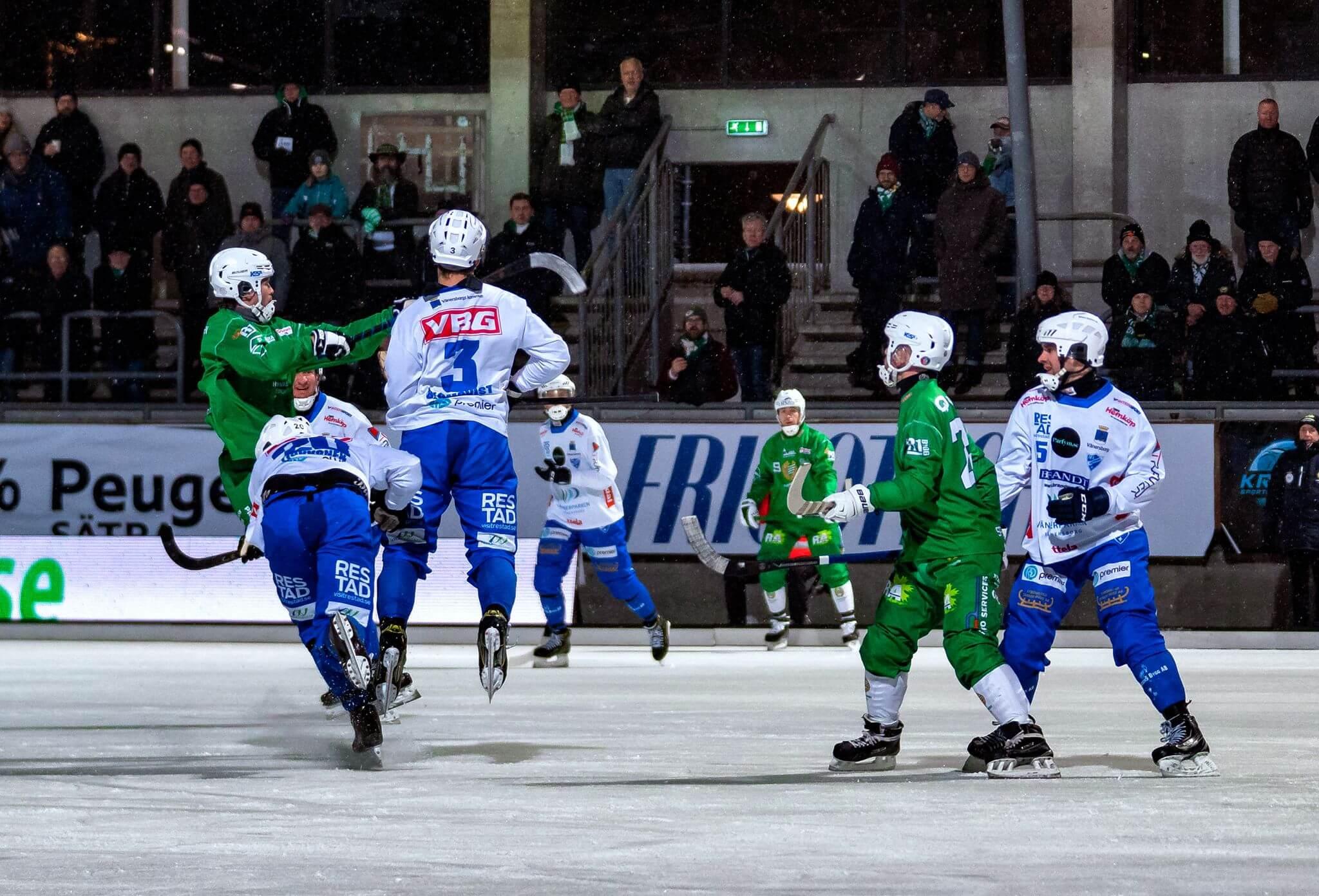 Hammarby - IFK Vänersborg