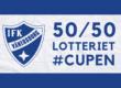 6 260 kr blev vinsten i helgens 50/50-lotteri under Vänersborgsklubban Cup