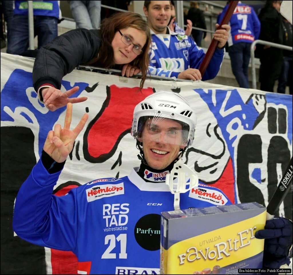 Emil Wiklund klar för tre nya år